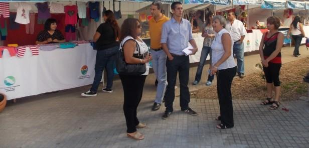 Nuevos días y horarios de apertura de la Feria de Microemprendedores