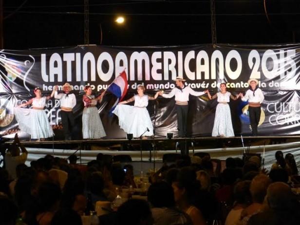 Correa: Mas de 2500 personas disfrutaron de Latinoamericano