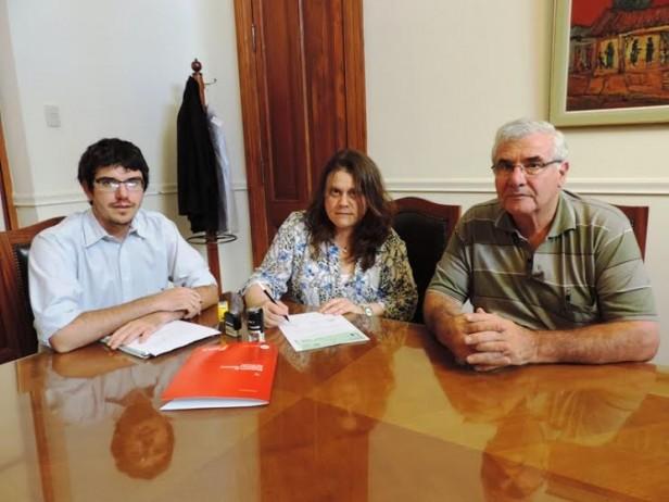 Clason: recibió dos aportes del gobierno provincial