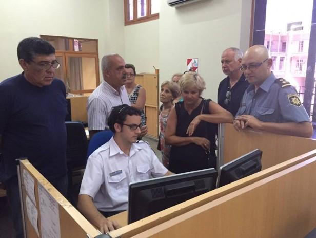 Nueva reunión con autoridades provinciales de seguridad