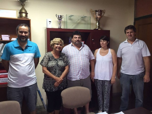 Respaldo municipal a proyecto de ampliación del club NOB