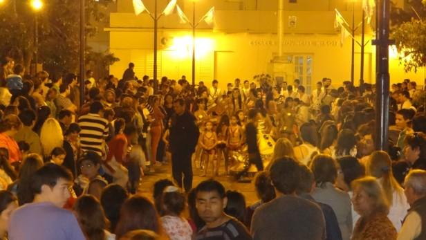 Quinto Concurso Espectáculos Carperos para Bandas y Grupos Musicales.