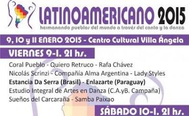 Correa: Este fin de semana Latinoamericano 2015