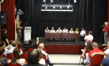 Se firmaron los convenios para iniciar con el Nuevo Barrio PRO.CRE.AR