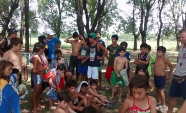 Continúan las actividades del Centro de Orientación Adolescente en Correa