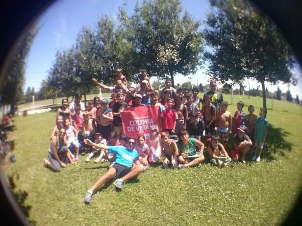 Correa: Buen inicio de la colonia de vacaciones comunal
