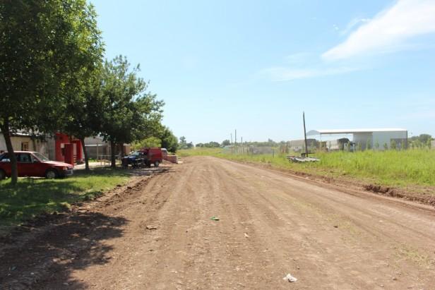Obras públicas en diferentes puntos de la ciudad