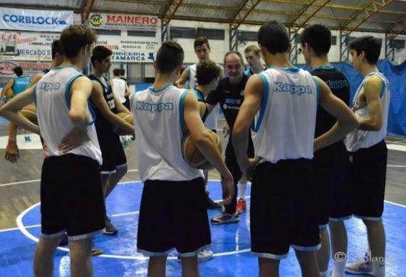 Basquet: Francisco Farabello en Pre Selección Argentina