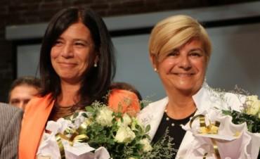 Carina Mozzoni asumió el cargo de Intendenta Interina