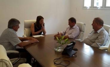 Las Parejas: reunión con la nueva Coordinadora del Programa Procrear