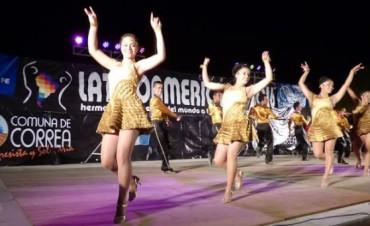 Correa: tres noches de danzas y música
