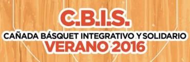 Hoy comienza Cañada Basquet Integrativo y Solidario
