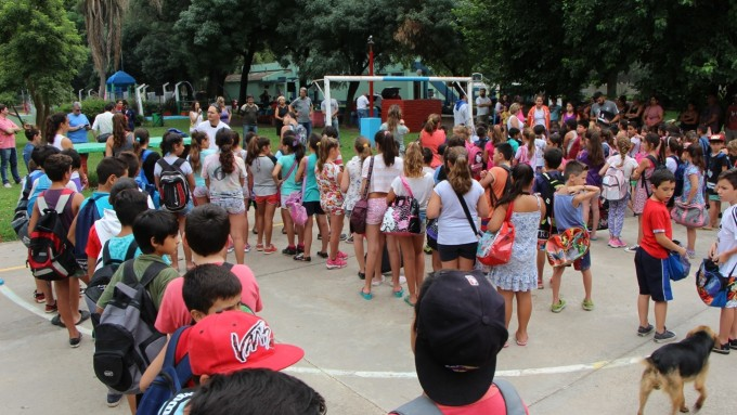 500 chicos disfrutan de las Colonias Municipales