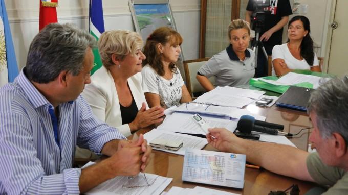 Clerici: Esperamos que esta vez el Concejo apruebe por unanimidad el Plan Estratégico