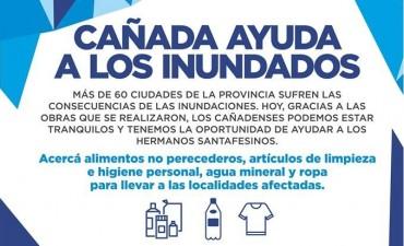 Campaña Municipal Cañada Ayuda a los Inundados
