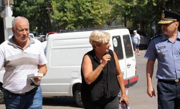 Clérici y Leiva se reunieron con el jefe de la URX