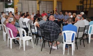 Desde el Consejo de Seguridad Ciudadana Cañada Reclama Justicia