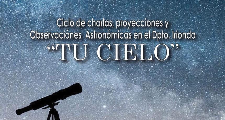 """Vuelve el ciclo """"Tu Cielo"""" a las localidades de Iriondo"""