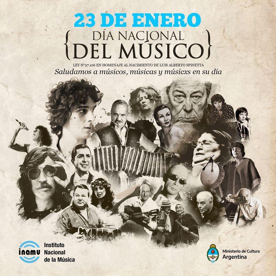 Día Nacional del Músico