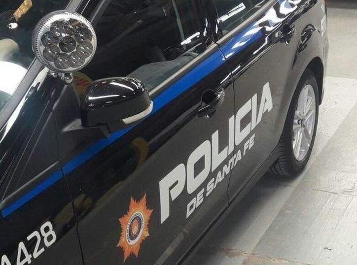 Accidente de tránsito en López y Edison