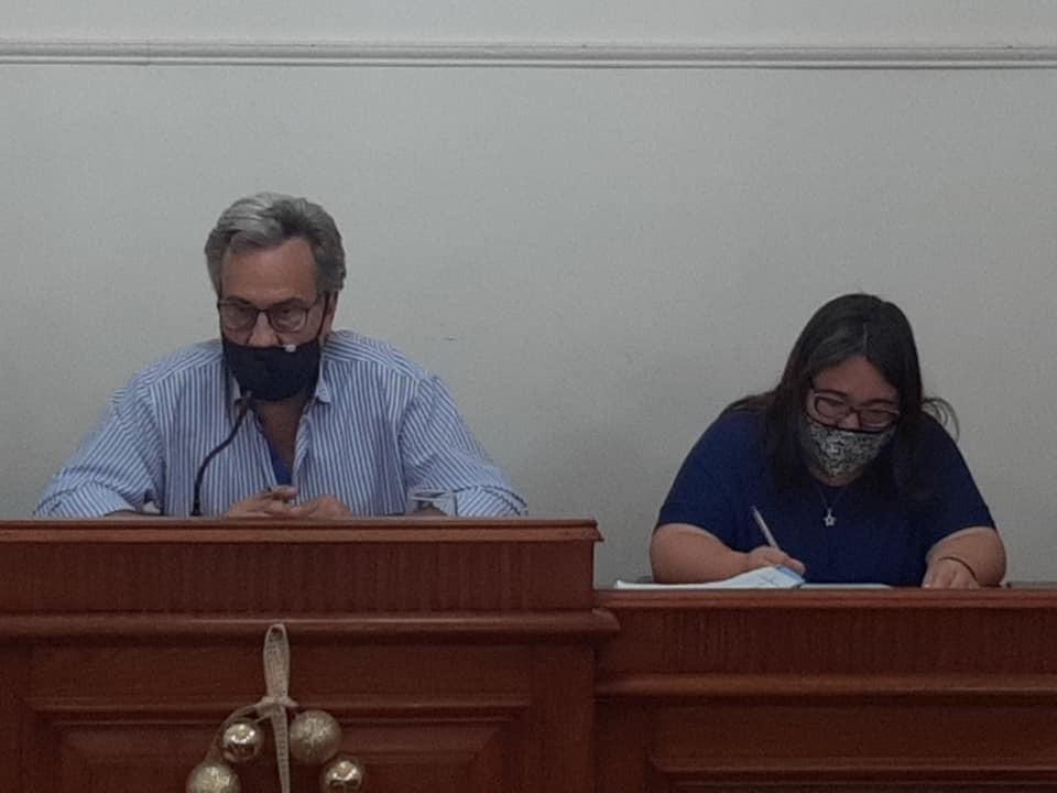 CASALEGNO: NO ENTENDIMOS POR QUÉ SE OPUSIERON A LA ADHESIÓN DEL DECRETO MUNICIPAL