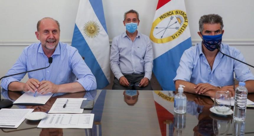 INTENDENTES Y PRESIDENTES COMUNALES SOLICITARON EN FORMA UNÁNIME AL GOBERNADOR QUE LA JUSTICIA Y EL MPA ACOMPAÑEN LOS CONTROLES