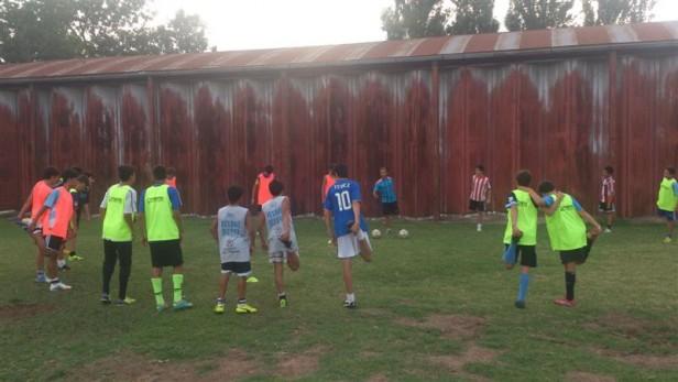 El Fútbol Juvenil de Sport comenzó su pretemporada