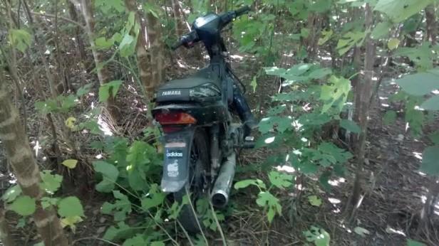Robo de motos, dos menores detenidos, y recupero de motocicleta