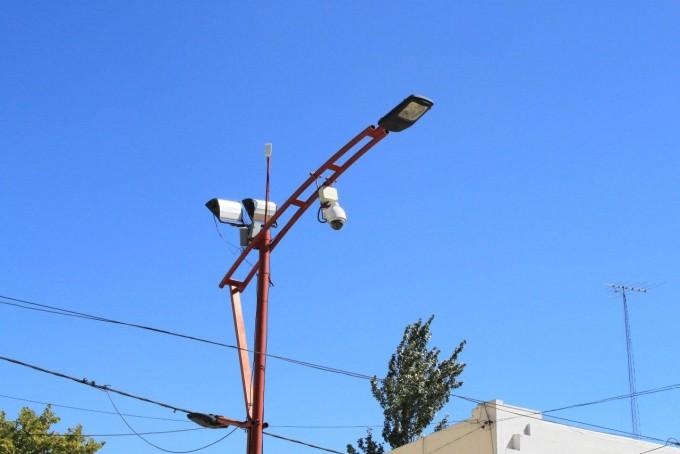 Continúan las mejoras en el sistema de video vigilancia