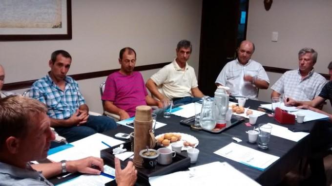 Las Parejas: Plan de mejoras del Parque Industrial