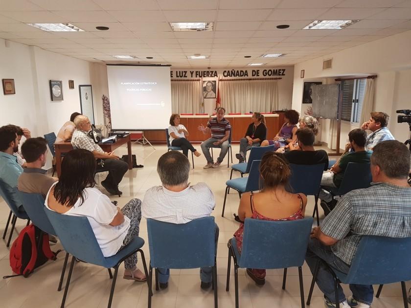 El Municipio establece agenda con el Colegio de Arquitectos por la Terminal de Ómnibus