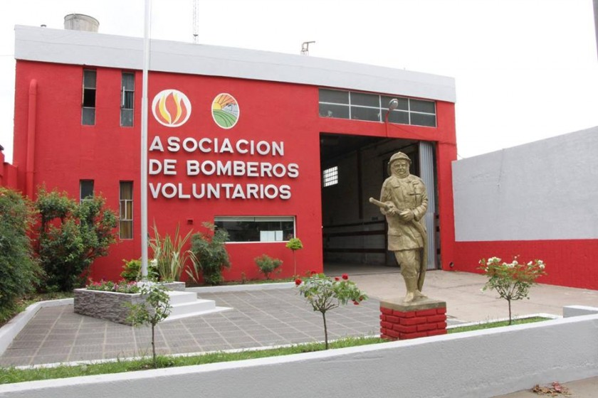 Incendio en vivienda de Avellaneda al 1300