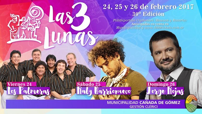 Mañana comienza la 30ª Edición de Las Tres Lunas de Cañada