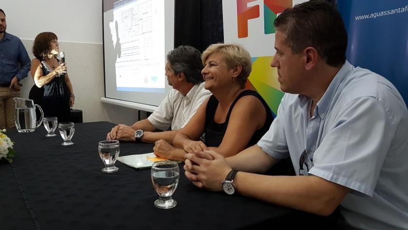 Provincia y Municipio avanzan en la concreción de la Estación Elevadora para Barrio Quique