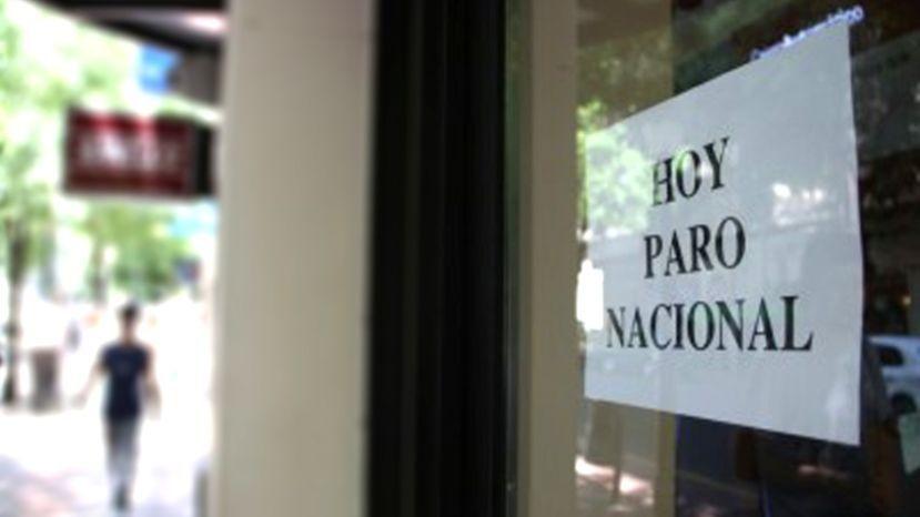 Bancarios ratificaron el paro de lunes y martes