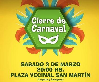 El Carnaval se vive en el barrio sur