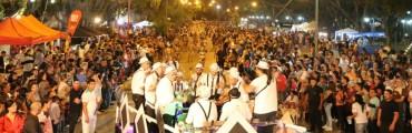 El municipio congregó una multitud en un nuevo festejo decarnaval