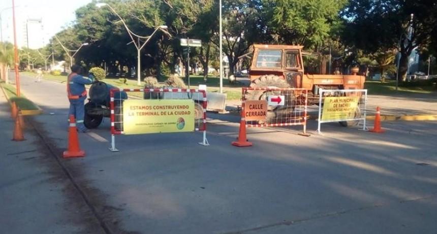 Continúa el plan de conservación de pavimento
