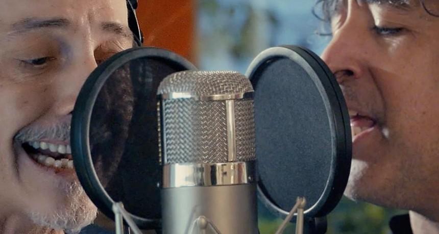 Aznar y Garcia presentan Canción para Mañana