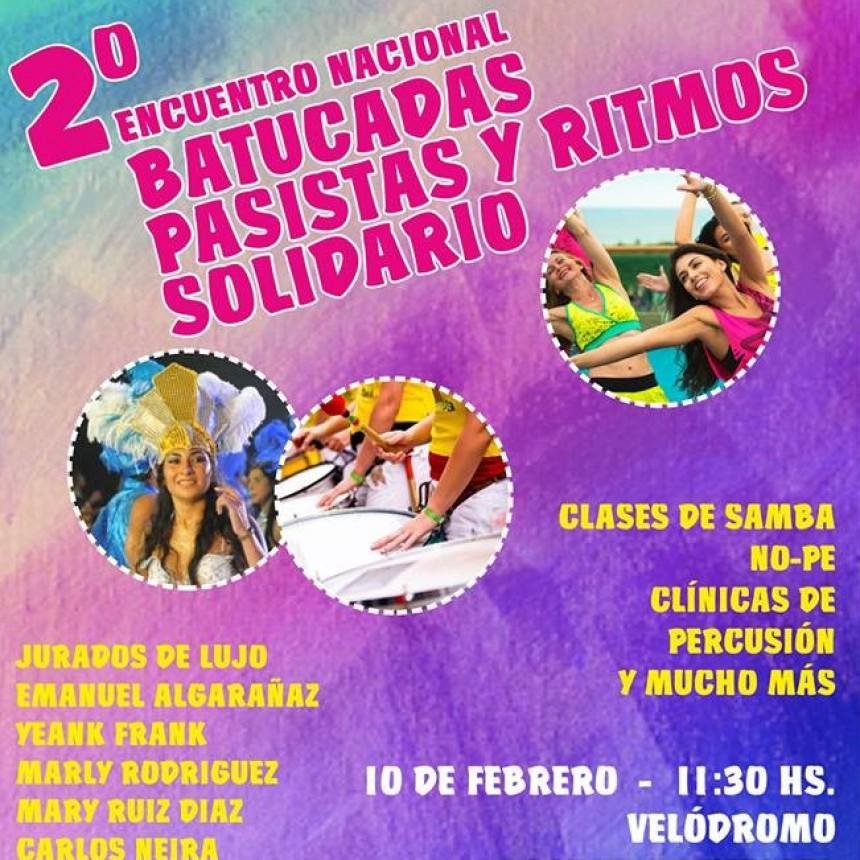 2do. Encuentro Nacional de Batucadas y Pasistas