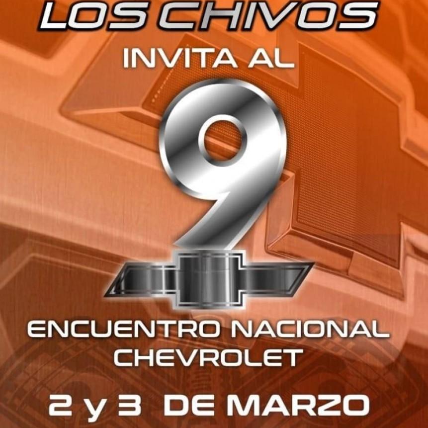 La grupación Los Chivos prepara su 9no evento