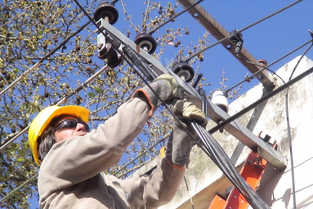 El domingo habrá corte del suministro eléctrico