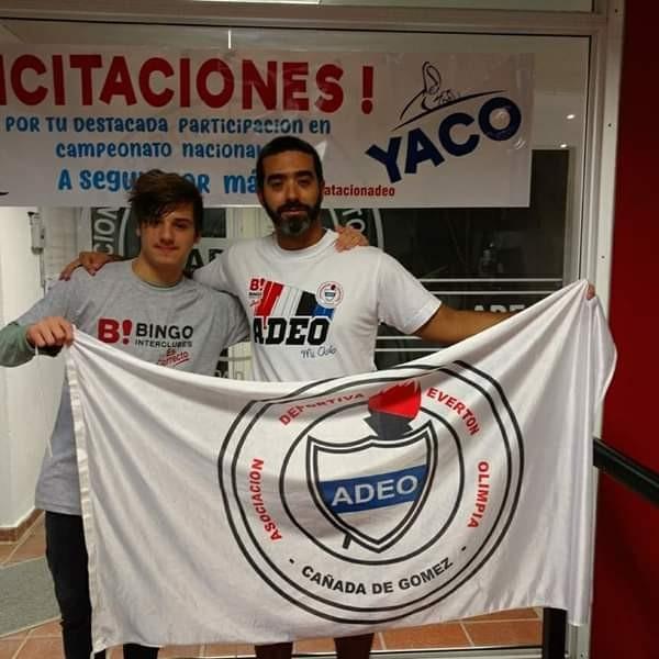 Yaco Suarez en Perú