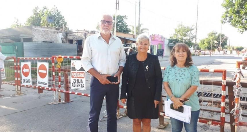 El Municipio ejecuta trabajos de bacheo