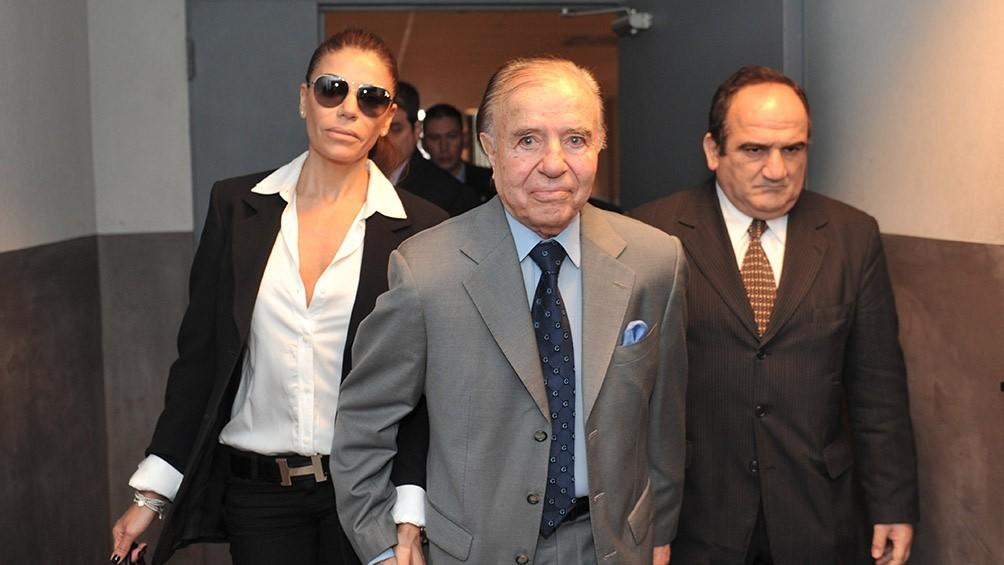 Murió Carlos Menem a los 90 años