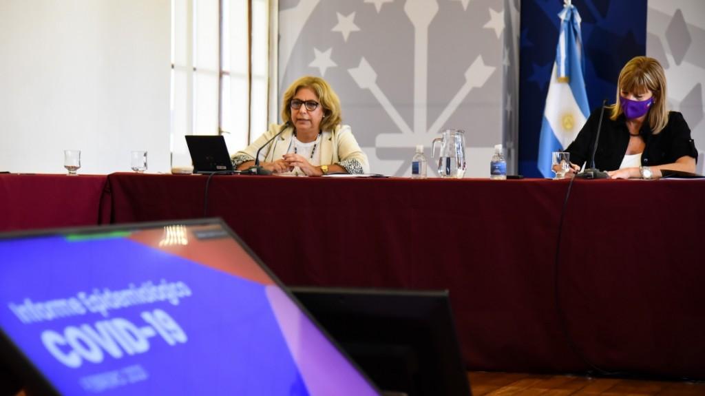 Covid 19: Se desarrolló un nuevo encuentro del Comité Operativo de Emergencia Interministerial
