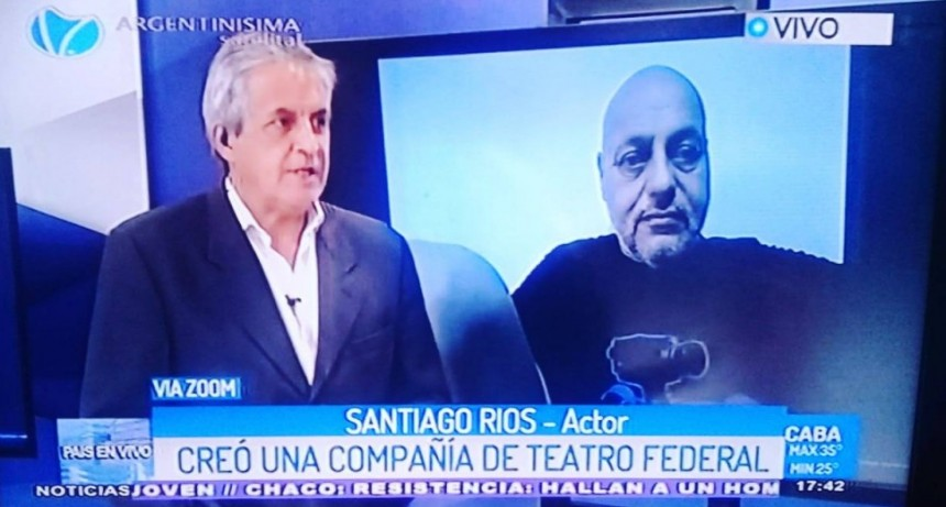 Nace en Cañada de Gómez la Compañia de Teatro Federal LA GÓMEZ GLEN