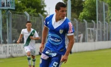 Franco Jominy debutó en la primera de Atlético Rafaela