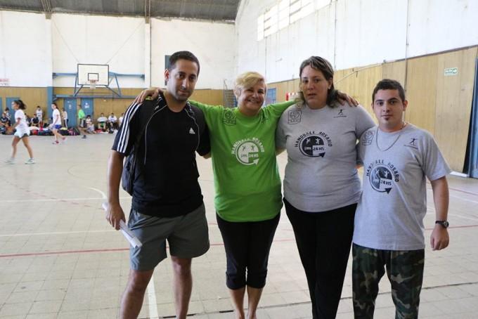 El Municipio respaldó la realizacion del certamen de Handball