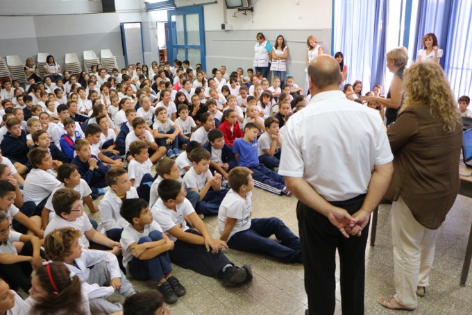 Municipio y Protección Civil realizan charlas sobre el fenómeno del niño